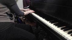 (HD) Piano Technique:  G# Minor Arpeggio/Start with hands level to the k...
