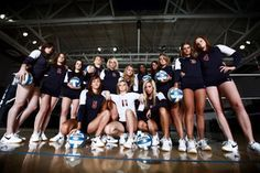 Volleyball Awesome Group Shot Volleyball Photography Volleyball Pictures Volleyball Photos