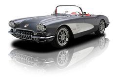 1959 Chevrolet Corvette Roadster Pro Touring LS7 V8 600 HP 6 Speed♥♥♥