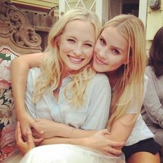 Candice accola claire holt