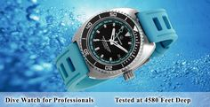 We take a lot of pride in how today's Aquadive watches are manufactured. Like their predecessors, all AQUADIVE watches are designed in the USA. Amazing Websites, Top Websites, Diving Watch, Storage Places, I Cool, The Incredibles, Adventure, History, Historia