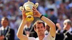 Andy Murray Defeats Novak Djokovic to Win Wimbledon