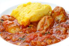Ostropel de pui. Rețeta tradițională a bunicii - Stirile Kanal D Romania Food, Make Ahead Meals, Carne, Cauliflower, Food And Drink, Chicken, Dinner, Vegetables, Cooking