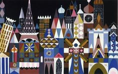 Mary Blair--Its a small world