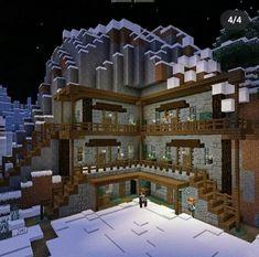 - Mine Minecraft World Casa Medieval Minecraft, Minecraft Castle, Cute Minecraft Houses, Minecraft Room, Minecraft Plans, Minecraft Survival, Amazing Minecraft, Minecraft Games, Minecraft Tutorial