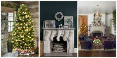 Peek Inside 26 Homes, All Decked out for Christmas  - CountryLiving.com