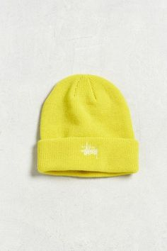 29.99 - Stussy Basic Beanie - - labeltail.com  Stussy  Basic  Beanie   StussyBasicBeanie  men  accessories  accessories  urbanoutfitters 33f409ba94d7