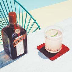The Art of the Mix is about crafting Cointreau classics like The Original Margarita, and inspired new creations.