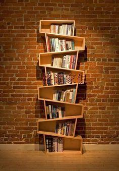 节节高个性创意概念书架/壁挂式简约现代样板房咖啡店服装店-逛宝贝-爱逛街-淘宝网