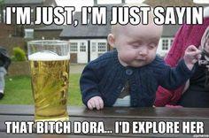 "The Best Of ""Drunk Baby Meme"" – 37 Pics"