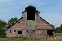 a barn in Nebraska | Flickr - Photo Sharing!