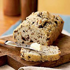 Kalamata Olive Bread with Oregano- Cooking Light