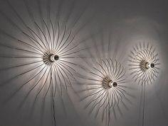 design wall light SPIDER by S.Özdemir & S.Çaglar Autoban