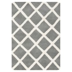 Found it at AllModern - Chatham Dark Gray & Ivory Rug