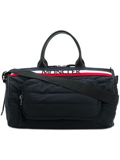 Moncler Large 'Kunlum' travel bag Moncler, Duffel Bag, Travel Bag, Gym Bag, Bags, Shopping, Travel Tote, Shoulder, Silver