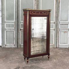 rare 19 TH louis 16 cabinet