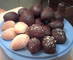 Ricetta Bersaglieri pubblicata da mariacastelli - Questa ricetta è nella categoria Prodotti da forno dolci