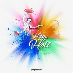 Happy Holi Picture, Holi Pictures, Diwali, Festivals, Sticker, Neon Signs, Graphics, Character, Decor