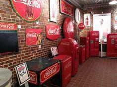 Corinth Coke Museum,, Corinth, MS