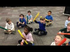 Kindergarten Boomwhackers - YouTube