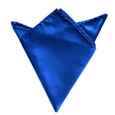 New Men's Hanky Satin Solid Plain Wedding Party Daily Suits Pocket Square Handkerchief 26 Colors