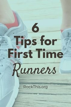 Trying to figure out how to start running? Here are 6 beginning running tips to get you started, and it won't cost you a lot of money!