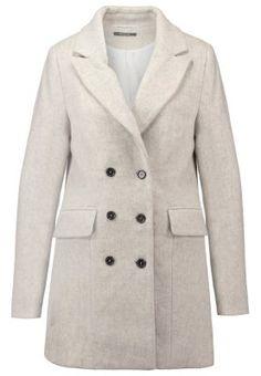 KIOMI Short coat - light grey for £90.00 (27/09/15) with free delivery at Zalando