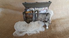 Trunk of pirate by DEMENTEAMANO on Etsy