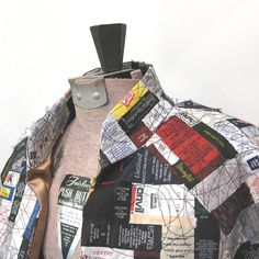 Brand Identity Wearable Art Tags and Labels Jacket by undoneclothing, via Flickr