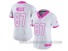 http://www.nikejordanclub.com/womens-nike-kansas-city-chiefs-87-travis-kelce-white-pink-stitched-nfl-limited-rush-fashion-jersey-2ikrk.html WOMEN'S NIKE KANSAS CITY CHIEFS #87 TRAVIS KELCE WHITE PINK STITCHED NFL LIMITED RUSH FASHION JERSEY 2IKRK Only $23.00 , Free Shipping!