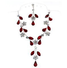 red ruby jewelry for women