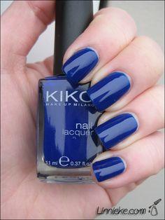 Kiko - Ink Blue (335) Magnifique !!