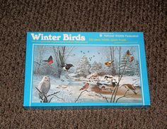 Winter Birds Puzzle National Wildlife Fed 500 pc by Gingerbread123