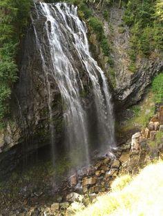 Narada Falls at Mt. Rainier