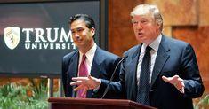 Trump Settles trump University suit for $25 million! Yes!