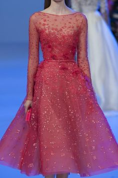 Elie Saab Haute Couture * Spring 2014 - so beautiful!