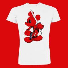 Mickey Mouse Mens Shirt Mickey Mouse Mens t by ToniKaramanoff