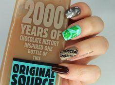Mint & chocolate!