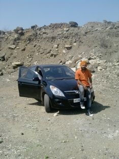 Karan Sodhi-all u need to do is make your own road...the uber cool way