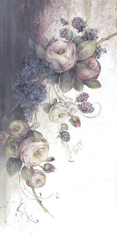 Splendour from the Garden by Mary Jo Leisure