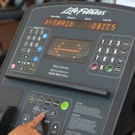 3 Fat Shedding Cardio Machine Programs You Need to Use - Living Healthy Cardio Machines, Cardio Equipment, Fitness Brand, Best Gym, Aerobics, Landline Phone, Personal Trainer, Programming, Healthy Living