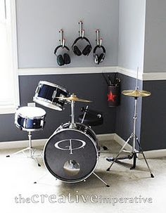 drum room colors