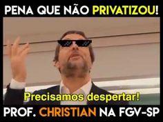 NÃO EXISTE DINHEIRO PUBLICO, APENAS DINHEIRO DO PAGADOR DE IMPOSTOS!!!