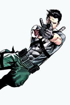 "zatanns: "" Dick Grayson (Agent in Midnighter "" Nightwing, Batgirl, Batwoman, Red Robin, Robin Dc, Batman Robin, Damian Wayne, Red Hood, Jason Todd"