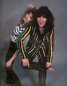 ANN & NANCY WILSON::: Stylin' for days!!