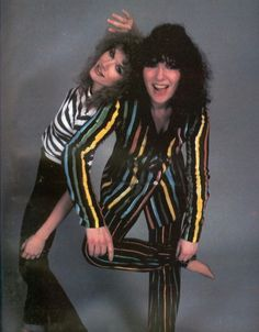 Ann and Nancy Wilson |Heart|