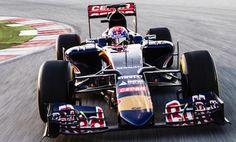 Fi Torro Rosso - Max Verstappen 2015