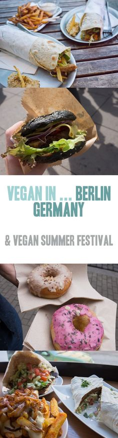 Vegan in Berlin - Germany | http://ElephantasticVegan.com