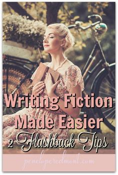 When writing fiction, you want your readers to love your novel, so you add exciting flashbacks.  Sadly, readers just want to know what happens next.