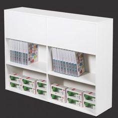 armoire de bureau en bois acces recto verso ideal pour le rangement des